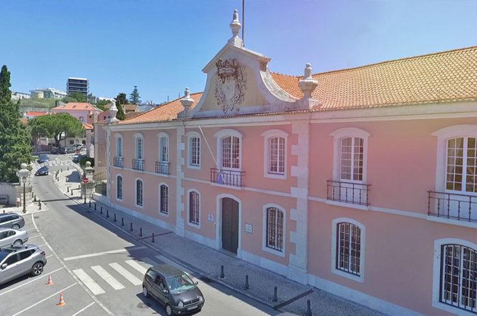 Edifício da Câmara Municipal de Oeiras