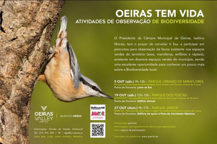 Percursos da Biodiversidade Oeiras